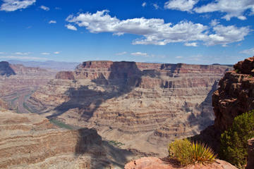 L'altipiano ovest del Grand Canyon