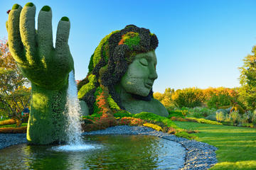 Exceptional Montreal Botanical Gardens