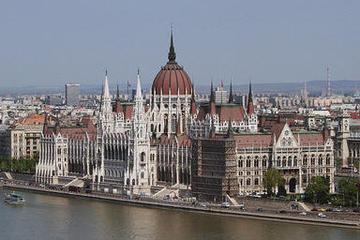 Budapest Parliament House (Orszaghaz)