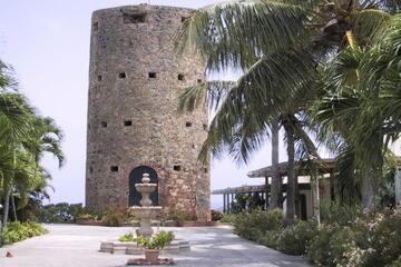 Blackbeard's Castle (Skytsborg Tower)