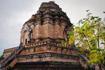 Wat Chedi Luang, Northern Thailand