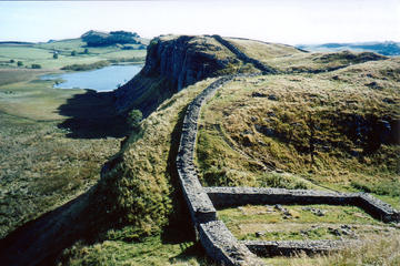 Hadrian's Wall, Northeast England