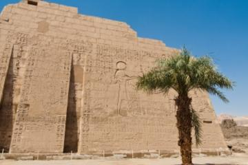 Medinet Habu (Temple of Ramses III), Luxor