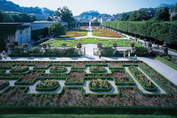 Mirabell Palace and Gardens (Schloss Mirabell und Mirabellgarten)