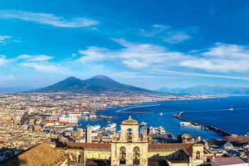 Naples and Pompeii Tours from Rome