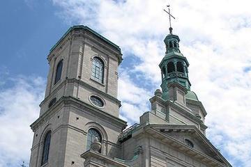 Basilique-Cathedrale Notre-Dame de Quebec, Quebec