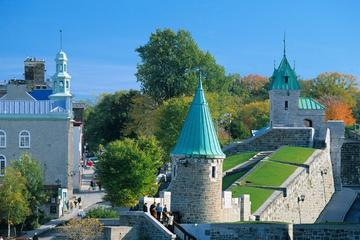 Fortifications of Quebec, Quebec