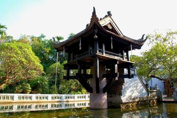 One-Pillar Pagoda (Chua Mot Cot)