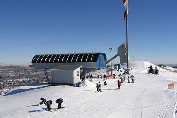 Canada Olympic Park, Alberta, Alberta