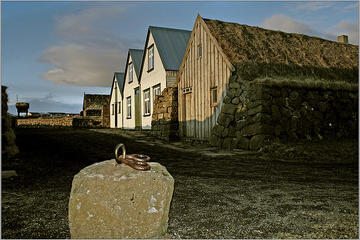 Arbaer Open-Air Folk Museum (Arbaejarsafn)