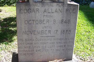 Edgar Allen Poe House & Grave