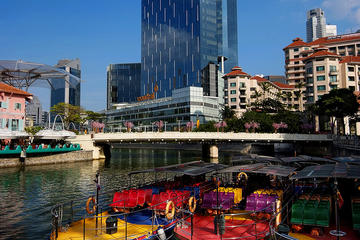 Singapore Suggested Itineraries