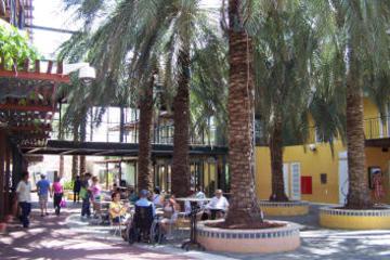 Rif Fort Courtyard
