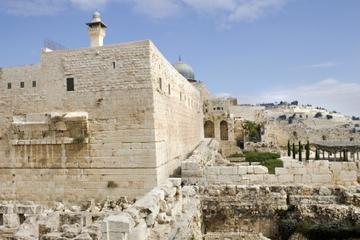 Temple Mount (Haram ash-Sharif), Israel