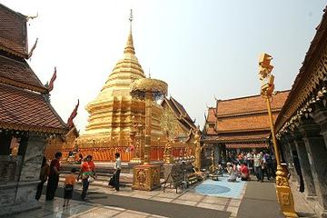 Temple Wat Phra That Doi Suthep