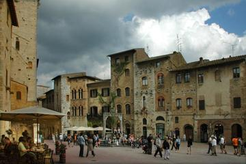 Siena and San Gimignano Tours From Florence