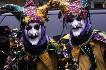 How to Experience Mardi Gras in New Orleans