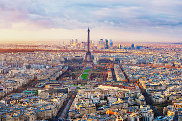 Where to Find the Best Views in Paris