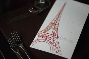 Lunch at the Eiffel Tower: French Food with a View