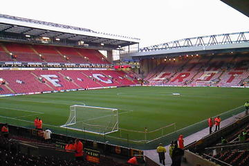 Anfield Stadium, Northeast England