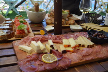 Food & Wine in the Cinque Terre