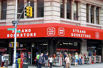 Taking a STRAND Against Corporate Bookstores
