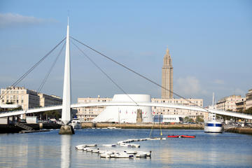 Le Havre Cruise Port, Normandy, France