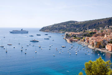 Villefranche Cruise Port, French Riviera