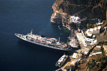 Santorini Cruise Port