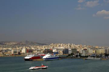 Porto de Cruzeiros de Piraeus