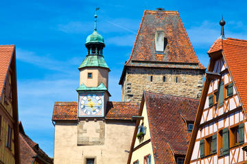 Rothenburg - Attraktionen bei Frankfurt