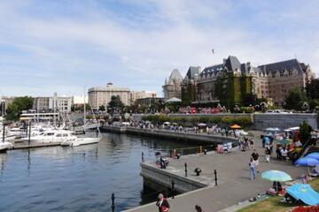 Victoria Inner Harbour, Victoria