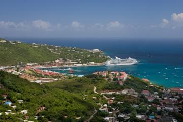 Porto de Cruzeiros de Charlotte Amalie