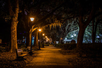 Ghost Tours in Savannah
