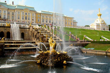 Peterhof Palace and Garden (Petrodvorets)