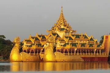Top Yangon City Heritage List Landmarks