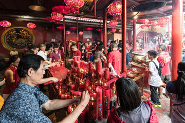 Jakarta Chinatown (Glodok)