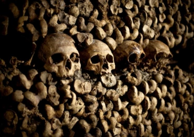 Paris Catacombs (Catacombes de Paris)