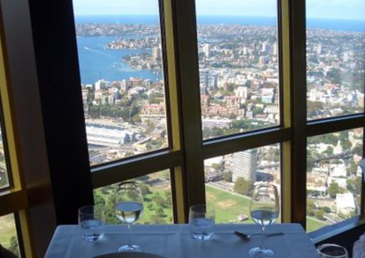 Sydney Tower Buffet Restaurant
