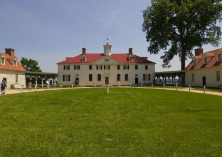 Mount Vernon - Washington D.C. Attractions