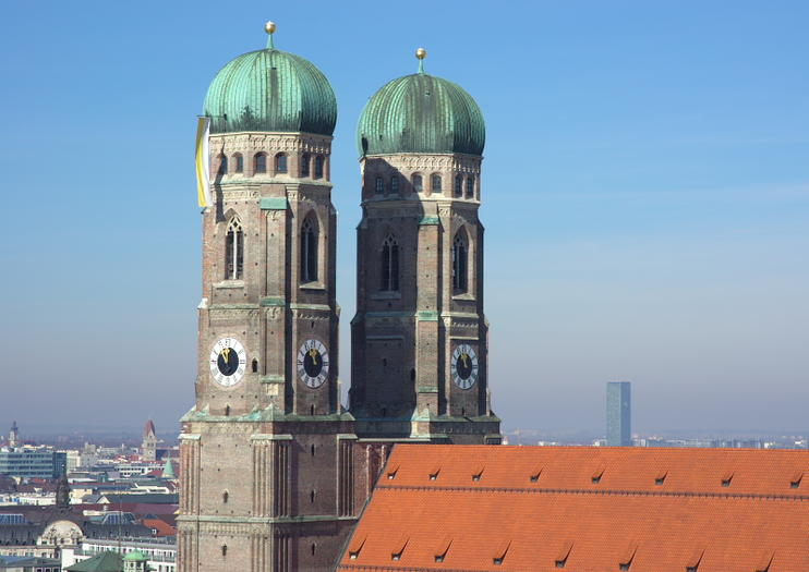 Cathedral of Our Blessed Lady (Frauenkirche)
