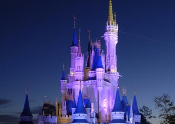 Visit all 4 parks at Disney World in one day - Orlando, Florida, USA
