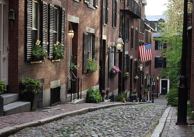 Incredible The 10 Best Beacon Hill Tours Tickets 2019 Boston Viator Home Interior And Landscaping Eliaenasavecom