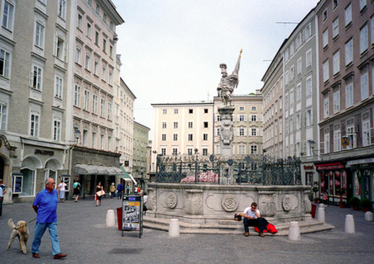 Alter Markt (Plaza del Mercado)