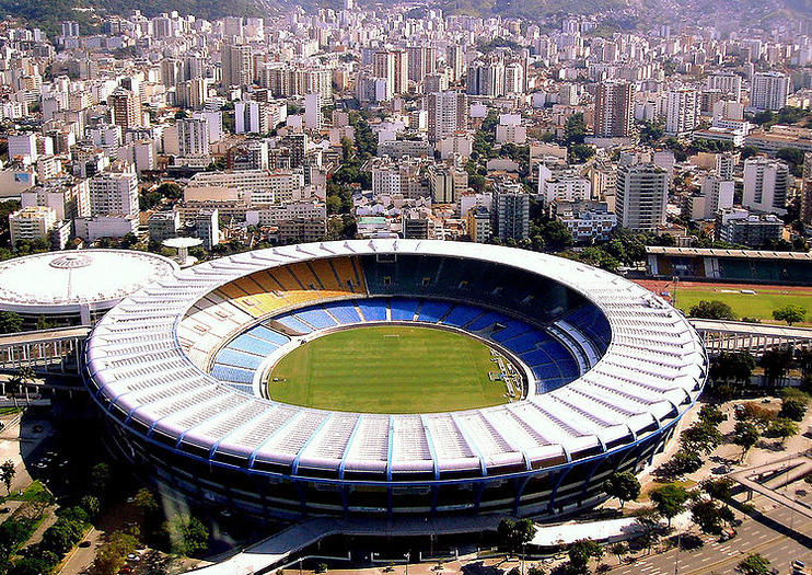 Maracana Stadium (Estádio do Maracana)