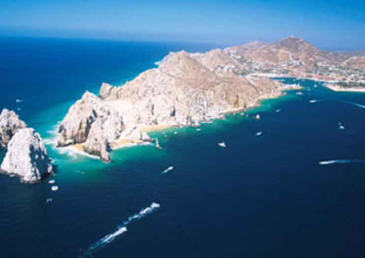Bay of Cabo San Lucas