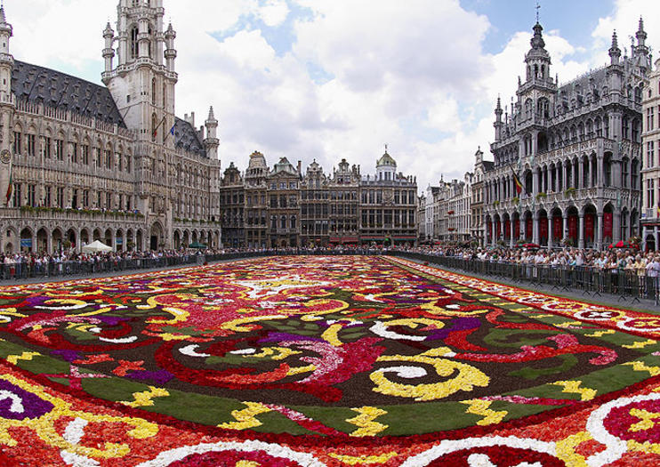 Grand-Place - Atracciones de Bruselas