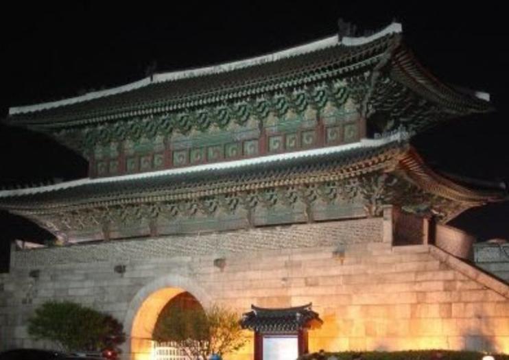 Dongdaemun Market and Gate