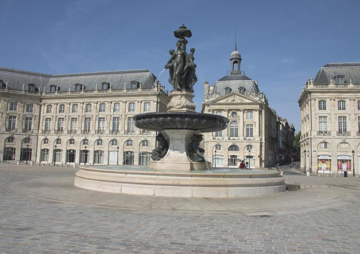 Bordeaux Cruise Port