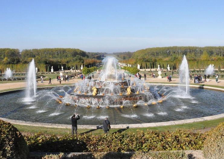 Versailles Fountains (Les Fontaines)